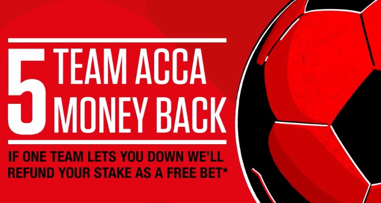 Acca insurance matched betting uk derby vs fulham betting expert sports